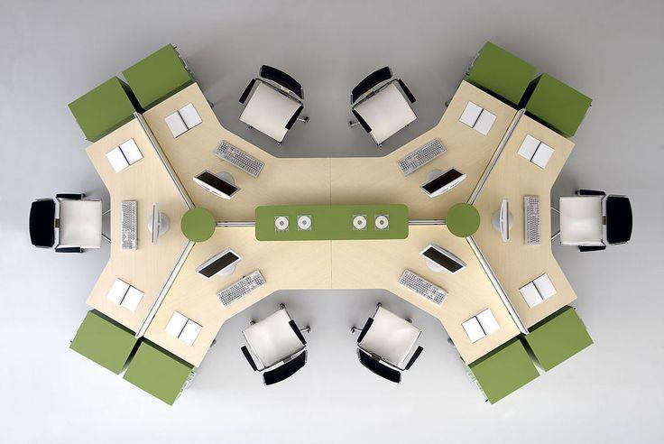 Composizione 17 ''Walco'' #office #ufficio #scrivania