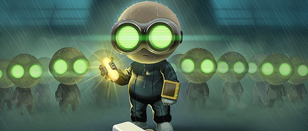 Stealth Inc. 2 sneaking onto PC, Playstation & Xbox in April #stealthinc2 #agameofclones #pc #ps3 #ps4 #psvita #xboxone #gaming #news #vgchest