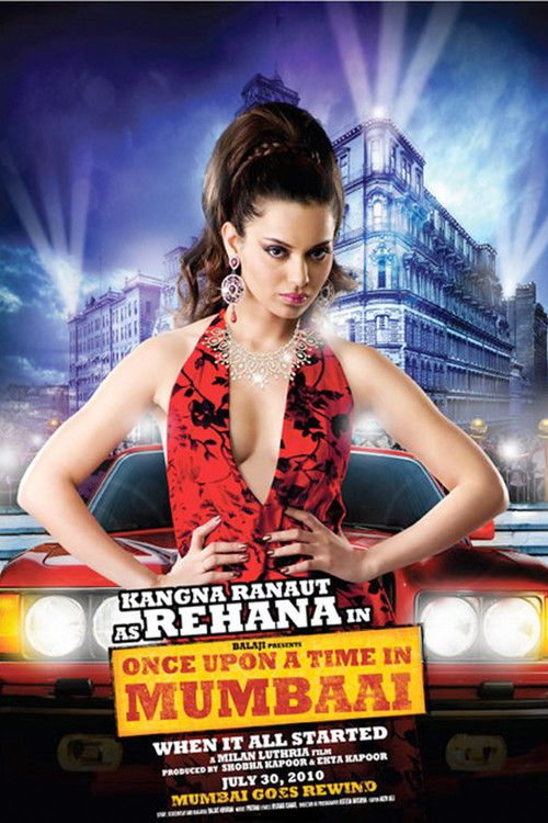 Once Upon a Time in Mumbaai (2010) Full Movie Streaming HD