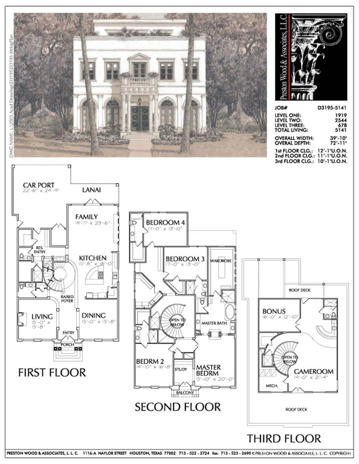 2135 best dream home images on pinterest architecture for Best floor plan ever