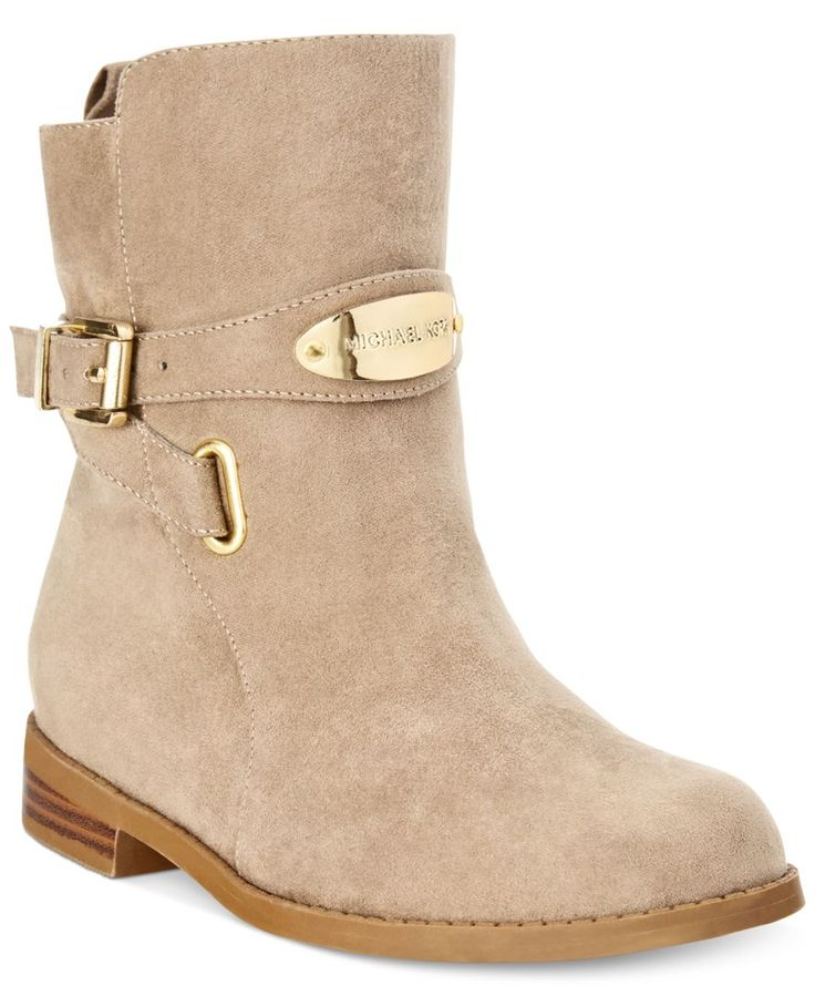Michael Kors Girls' or Little Girls' Emma May Mid Boots