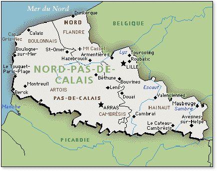 Nord pas de Calais http://www.lamaisondhotes.com/ (arras),  www.hotel-brueghel-lille.com(lille), http://www.lacourderemi.com/ (arras), www.meert.fr (roubaix)
