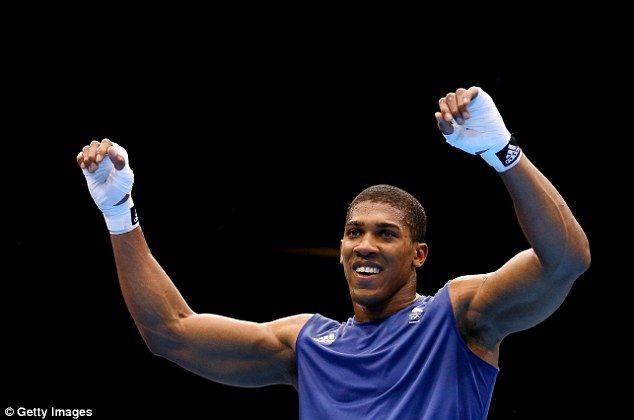 Anthony Joshua - GOLD, Super-heavyweight Boxing
