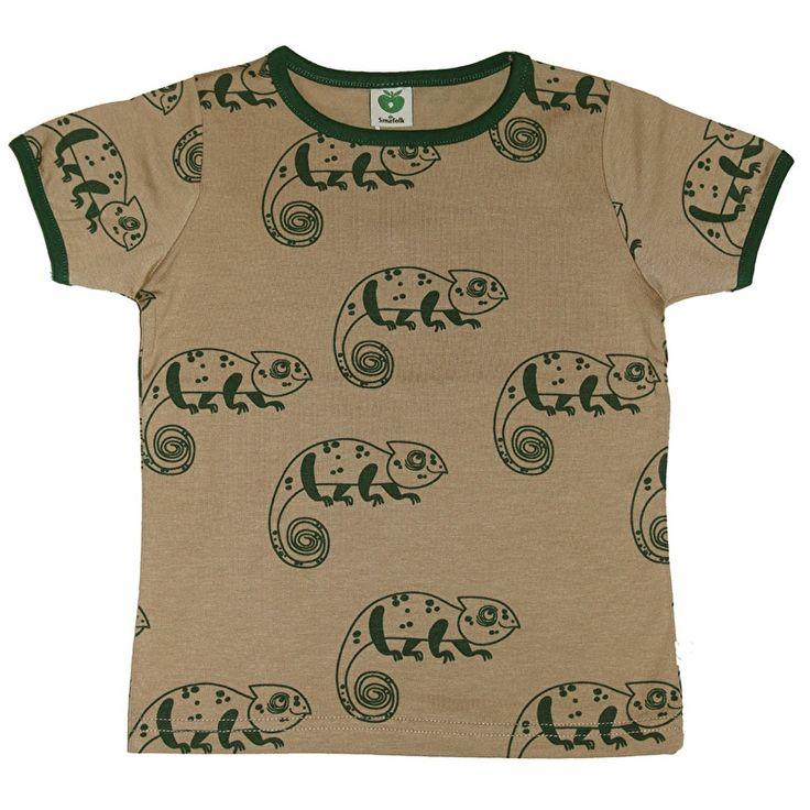 Smafolk t-shirt Kameleon