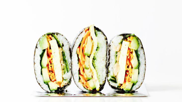 Onigirazu – A co teda jíš? – Veganské recepty