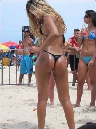 Bikini bottom brazilian cup tanga world