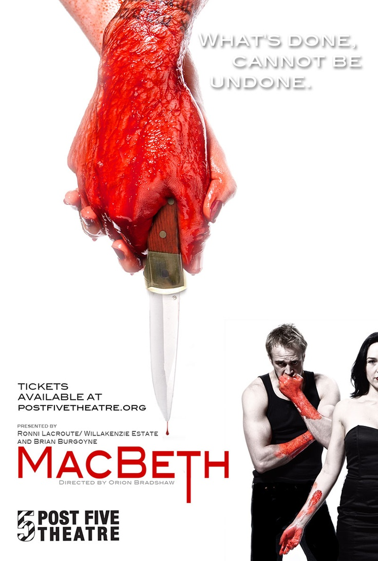 38 best images about Macbeth Posters on Pinterest   Florence the ...