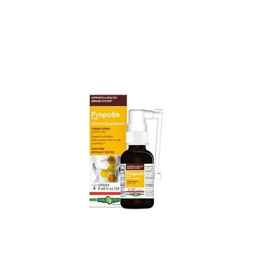 Erba Vita Propolis Evsp Throat Spray - .68 Fl Oz