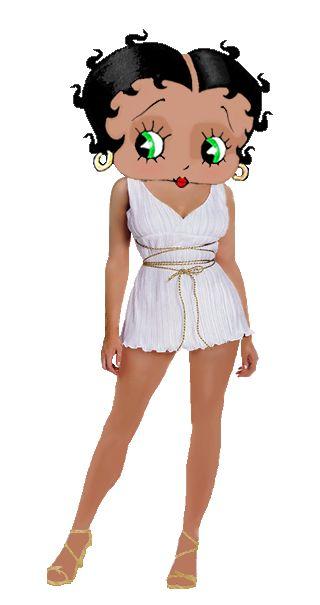 Betty Boop Greek Goddess Aphrodite
