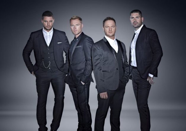 Sell out expected as Boyzone drop in