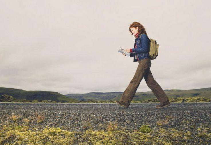 buongiornolink - 3000 km a piedi per trovare la felicità
