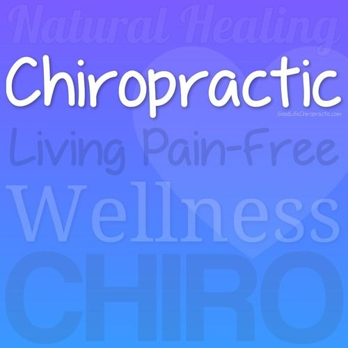 TOUCH this image: Chiropractic Wellness by DRC