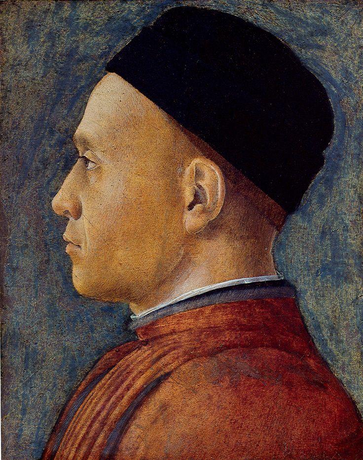 Andrea Mantegna (c1460-1470) Tempera on panel