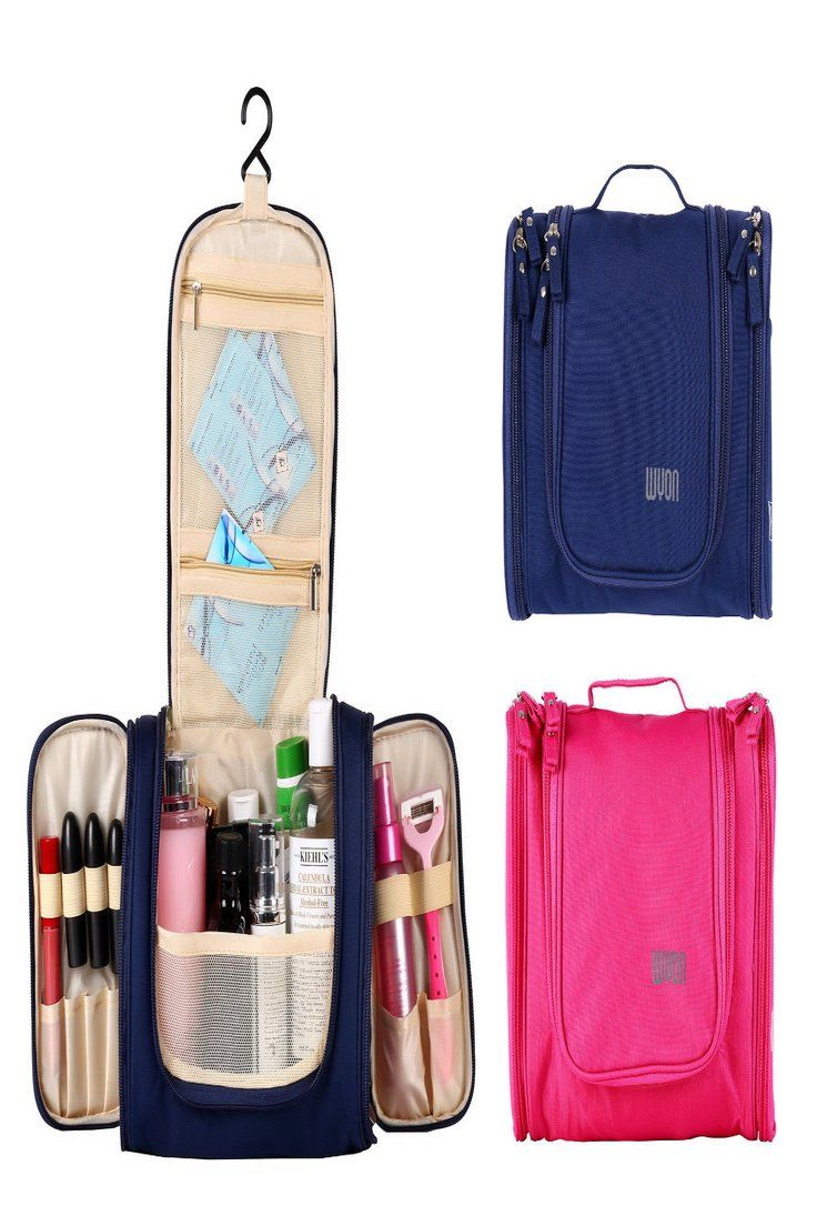 eca4a68236d5 9.99 | Hanging Toiletry Bag Travel Cosmetic Kit Large Essentials ...