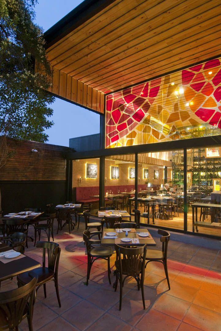 La Boquería de Barcelona restaurant by Droguett A, Santiago, Chile
