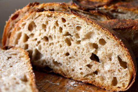 Wandering Bread: Sourdough Ruchbrot