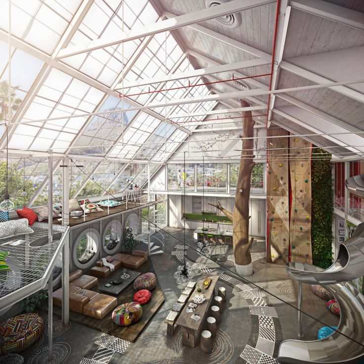 40 Incredible Lofts That Push Boundaries: 1000+ Images About HOME On Pinterest