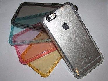 Čirý kryt pro iPhone 6 a 6S