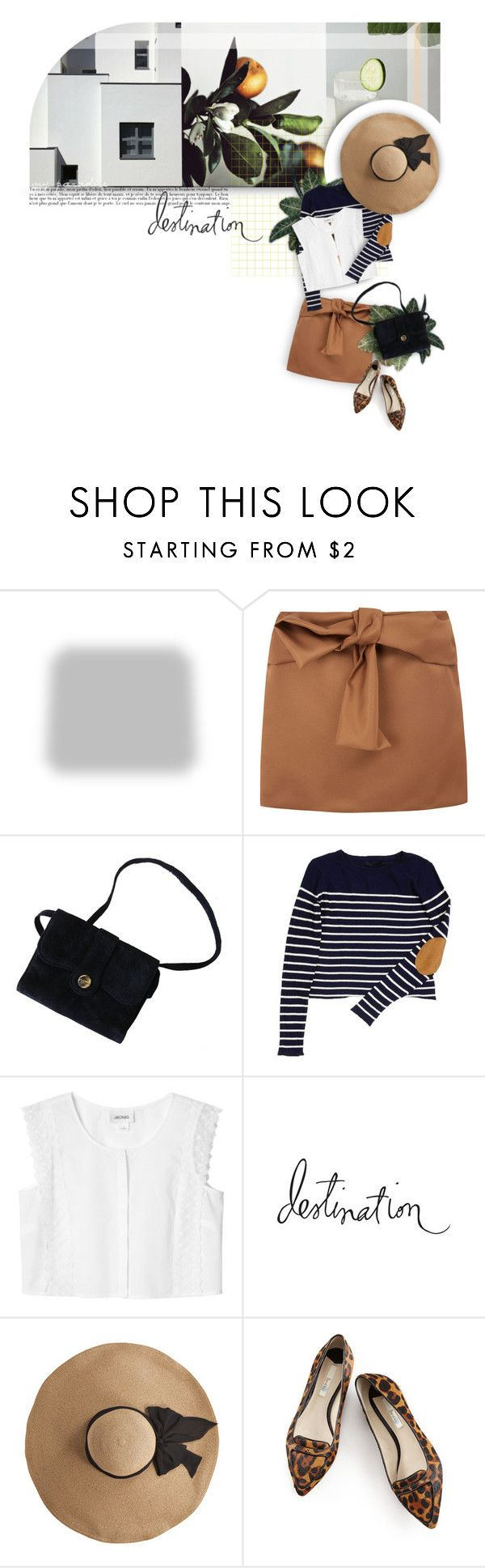 """""""Orange Marmalade"""" by kearalachelle ❤ liked on Polyvore featuring Shabby Chic, N°21, Monki, Eugenia Kim, Boden, Boy Meets Girl, 1000 and inspiredbyfriends"""