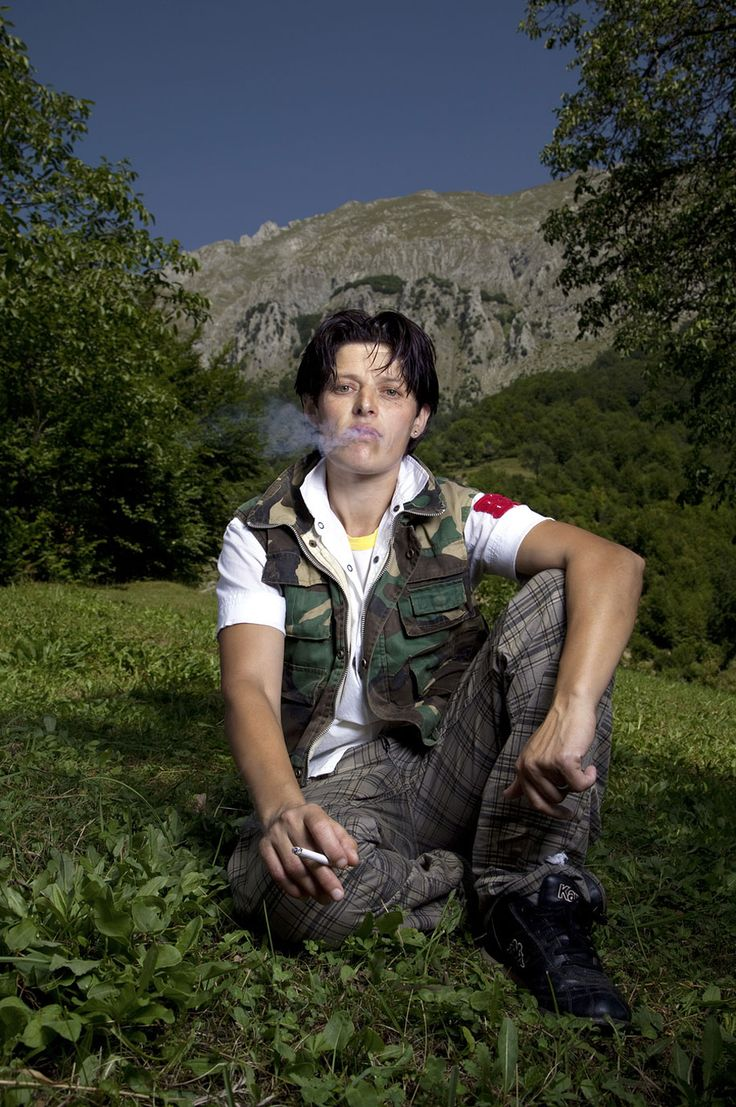 Photographer Captures Albanian Women Who Have Lived Their Lives As Men | DeMilked