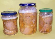 Mięso ze słoika ma smak nadzwyczajny, idealne na chlebek,a także na szybkiobiad, kanapka z tym mięsemnie ma sobie równych...