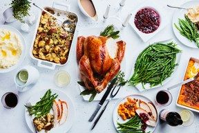 Whole Foods Thanksgiving Dinner  Cooking Instructions