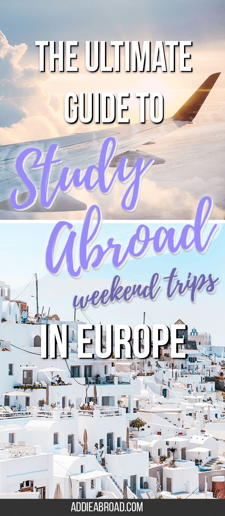 Taking weekend trips in Europe is one of the best parts of study abroad. Here's a guide on how to kick a** at study abroad weekend trips in Europe on a budget.