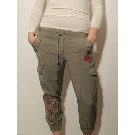 Pantalone Odd Molly donna #oddmolly #confezionimontibeller