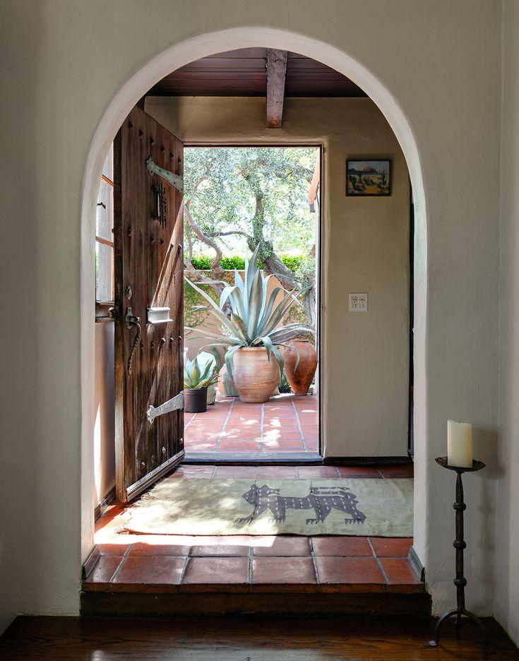 A Creative Coupleu0027s Southern California Dream Home