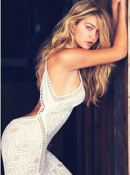 Image via We Heart It #fashion #hair #JoeJonas #model #style #gigihadid