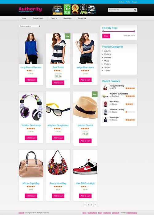 Authority Theme | MyThemeShop