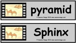 Ancient Egypt Flashcards