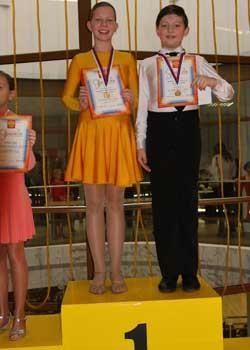Танцевальное платье для n класса