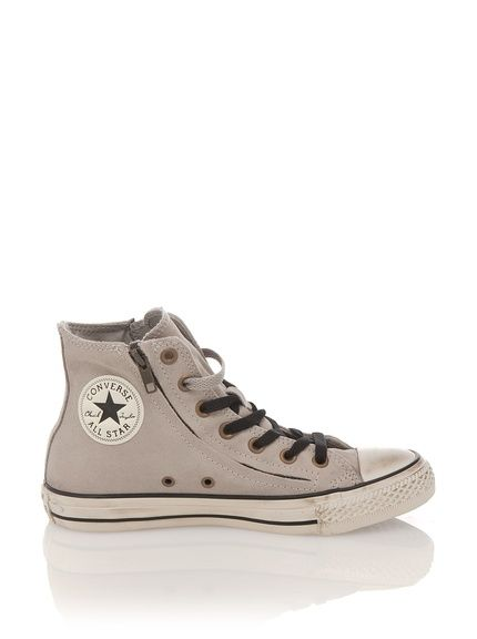 Converse Sneakers All Star Hi Double Zip Suede