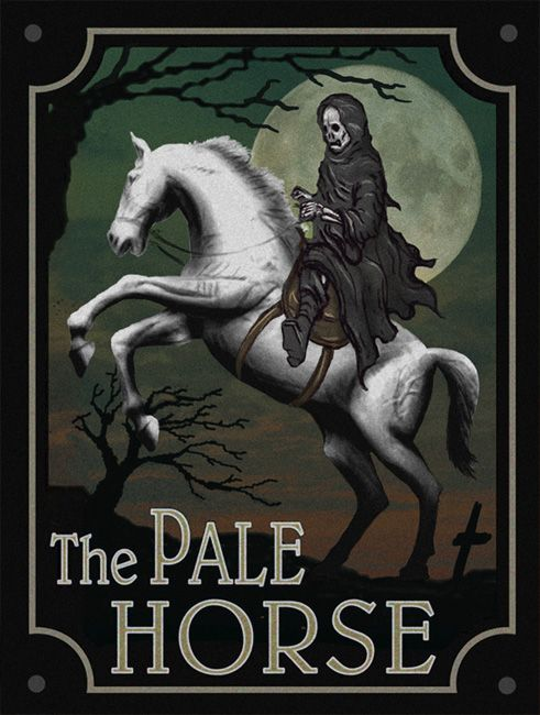 Miss Marple - The Pale Horse