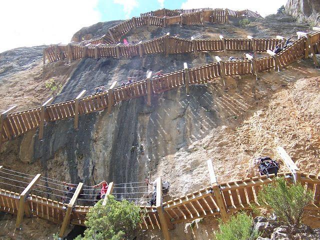 Escales de Montfalcó - Congost de Mont-Rebei - Montsec - comarques del Pallars…