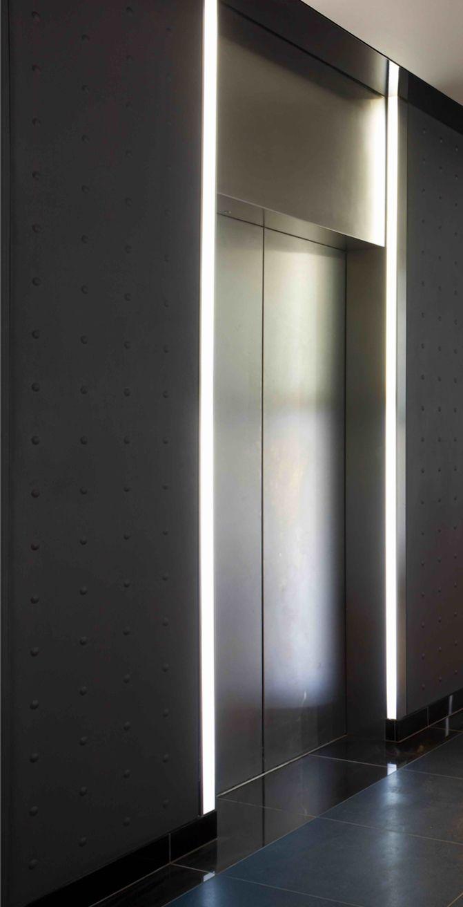 Lighting in Lift Cars & Lobbies