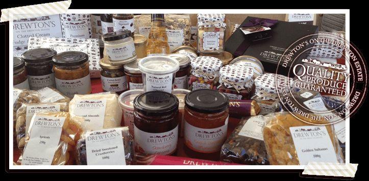 Drewton's on the Drewton Estate | Farm Shop | Tearoom