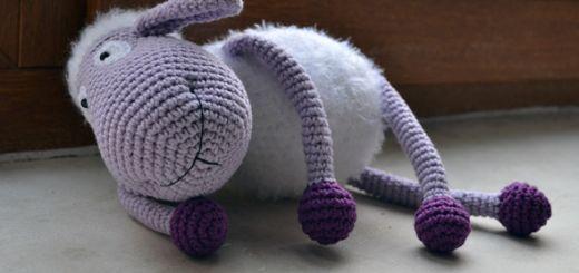 Oyuncak Amigurumi Koyun Yapılışı