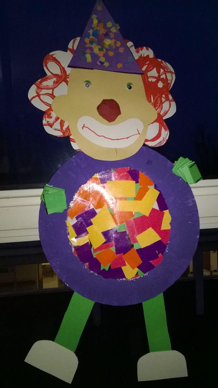 Clown: veel techniekmogelijkheden
