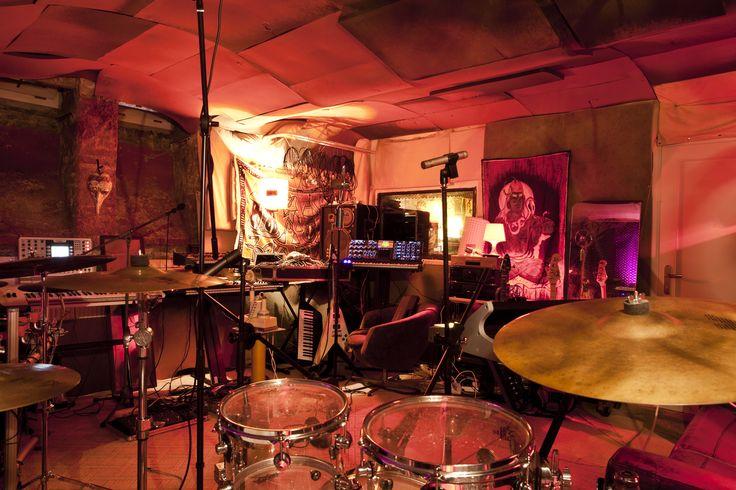 ORGON recording studio / music production in Tabačka Kulturfabrik ...