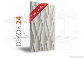 Panel dekoracyjny 3D LoftSystem – DEKOR 24 FLOW