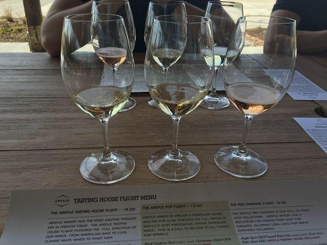 Argyle Winery, Oregon | A Hoppy Medium