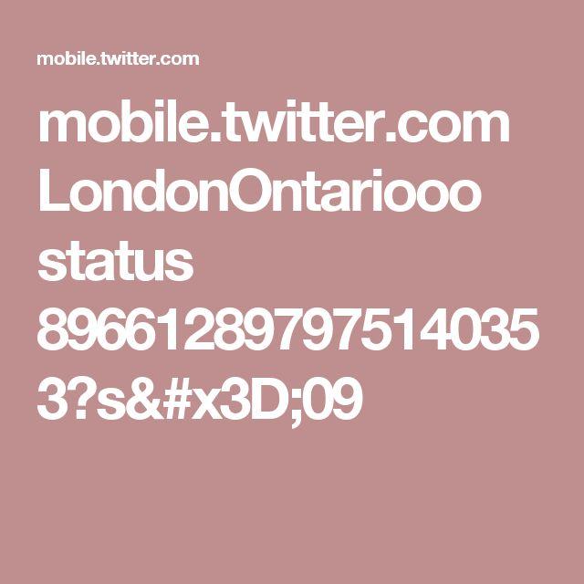 mobile.twitter.com LondonOntariooo status 896612897975140353?s=09