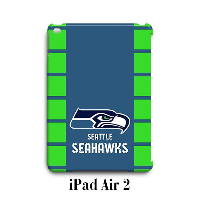 Seattle Seahawks #4 iPad Air 2 Case Cover Wrap Around