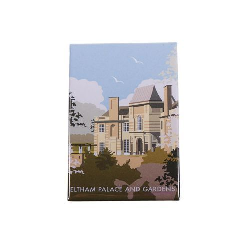 Eltham Palace Magnet from Star Editions. Buy from the online gift shop at English Heritage.