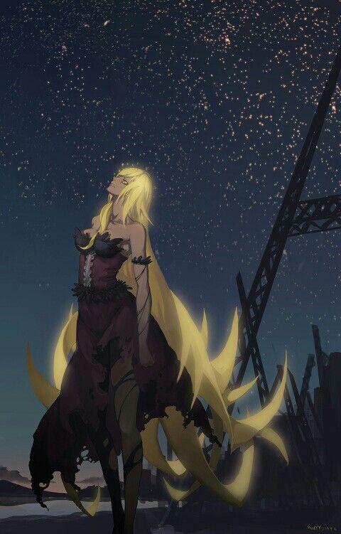 Bakemonogatari Anime - Oshino Shinobu - Kiss-Shot Acerola Orion Heart Under Blade - Vampire Queen and Donut Fiend!