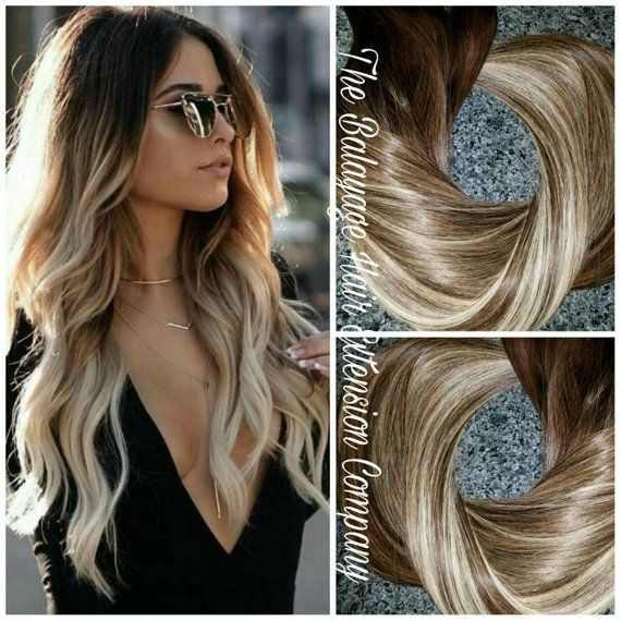 Hair Extensions, Clip In Hair Extensions, Balayage Hair, Balayage Hair Extensions