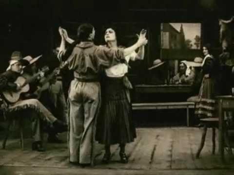 "Francesca Bertini, 1914. Adalbert Lutter, ""Sentimiento Gaucho"", 1935"