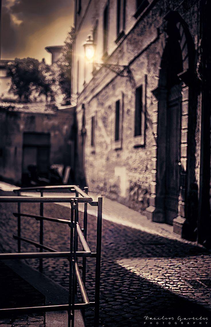 Orvieto an Italian Hill Town